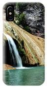 Oklahoma's Turner Falls IPhone Case