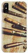 Old Ammunition IPhone Case