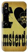 Old Amsterdam IPhone Case
