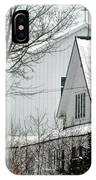 Old Andersson Farmstead IPhone Case
