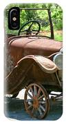 Old Antique Vehicle IPhone Case