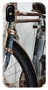 Old Bike II IPhone Case