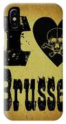 Old Brussels IPhone Case