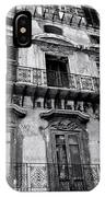 Old Building In Sicily IPhone Case