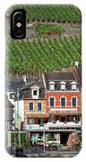 Old Buildings And Vineyards IPhone Case