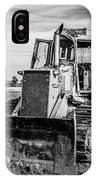 Old Bulldozer IPhone Case