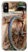 Old Bycicle IPhone Case