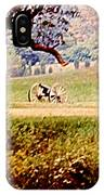Old Cannon At Gettysburg IPhone Case