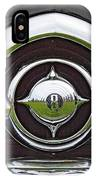 Old Car Grille IPhone Case