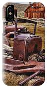 Old Cars Bodie IPhone Case