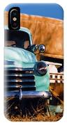 Old Chevrolet IPhone Case