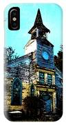 Old Church At Oxford Maryland IPhone Case