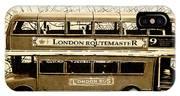 Old City Bus Tour IPhone X Case