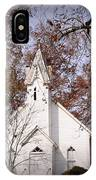 Old Country Church In Alabama IPhone Case