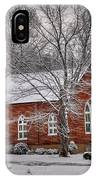 Old Country Church IPhone Case