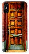 Old Door IPhone Case