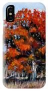 Old Fall Oak IPhone Case
