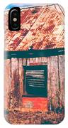 Old Farm House IPhone Case