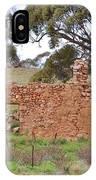 Old Farm House Ruin  IPhone Case