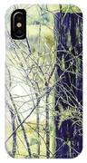 Old Fence Post IPhone Case