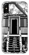 Old Florida Cottage IPhone Case