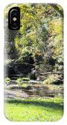 Old Fly Fisherman IPhone Case