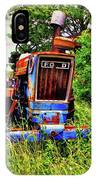 Old Ford Tractor IPhone Case