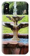 Old Fountain IPhone Case