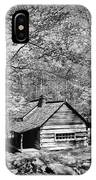 Old Frontier Cabin  IPhone Case