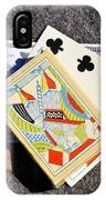 Old Gambling Articles IPhone Case