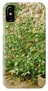Old Garden Tap IPhone Case