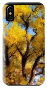 Old Giant  Autumn Cottonwood Orton IPhone Case