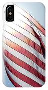 Old Glory - Long May She Wave IPhone Case