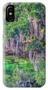 Old Growth IPhone Case
