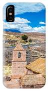 Old Historic Church IPhone Case