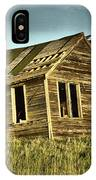 Old Home Falling In IPhone Case