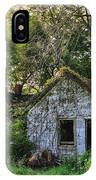 Old House Blues IPhone Case
