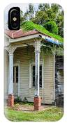 Old House Donaldsonville La-historic IPhone Case