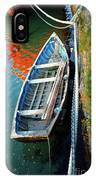 Old Irish Boat IPhone Case