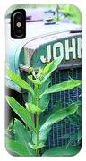 Old John Deere IPhone Case