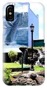 Old Kauai Village Clock Tower IPhone Case