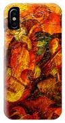 Old Klezmer Band IPhone Case