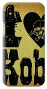 Old Kobe IPhone Case