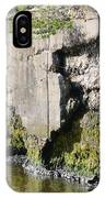 Old Lock And Dam IPhone Case