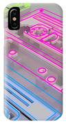 Old Love - Cassette Cg Render IPhone Case