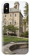 Old Main Penn State Bell  IPhone Case