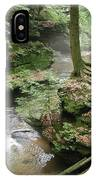 Old Man's Cave  IPhone Case