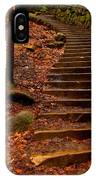 Old Man's Stairs IPhone Case