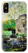 Old Mill In April IPhone Case