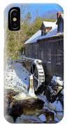 Old Mill On The Tom Tigney River, Nova Scotia IPhone Case